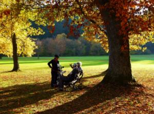 Senioren haben hohe Ansprueche an die Wohnsituation