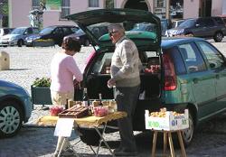 Mobilität über ein Automobil ist für Senioren sehr wichtig für die Souveränität