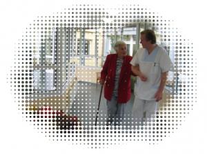 Pflegeheime glänzen mit guter Infrastruktur und Hilfestellungen bei wichtigen Problemen