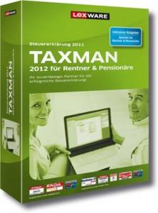 Mit der Software lassen sich alle wichtigen Punkte einer Steuererklärung einfach abhaken