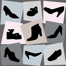 Mit speziellen schonenden Schuheinlagen sind Senioren gut beraten