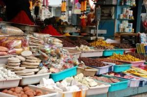 Einkaufstrolley helfen bei der Bewältigung des Einkaufs enorm
