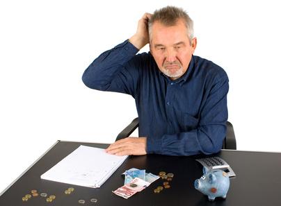 EU Rente sichert längst nicht alle Problem ab, zumal der Antrag abgelehnt werden kann