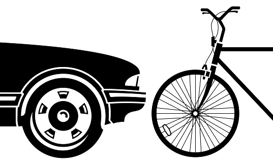 Fahrradfahrer sollten ein besonderes Augenmerk auf die Verkehrssicherheit richten
