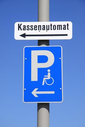 Rollstuhlfahrer können in Hamburg auf gut ausgebaute Barrierefreiheit setzen