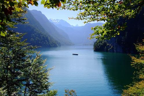 Berchtesgaden ist ein in Bayern bekanntes Reiseziel