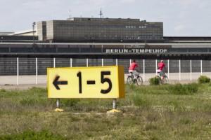 Der Flughafen Tempelhof gilt als tolle Möglichkeit Sonnenaufgänge zu bestaunen