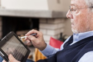 Senioren Internetnutzung