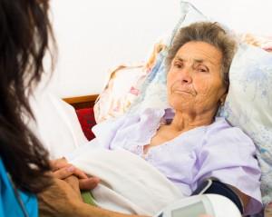 Die Pflegestufe 4 meint die Härtefallreglung