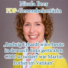 Nicola Beer Interview Rentenpolitik