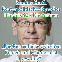 Markus Kurth im Renteninterview