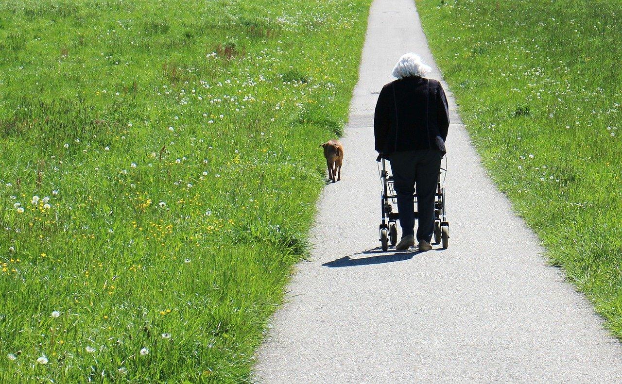 Alltagsprobleme Senioren