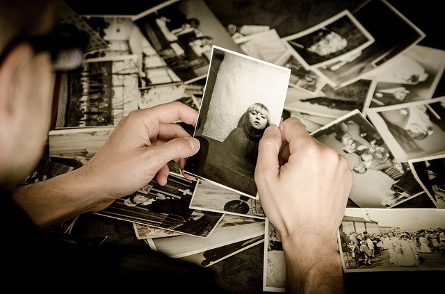 Alte Erinnerungen