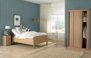 Bettenwahl für Senioren