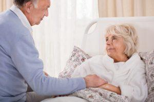 Beziehungsprobleme Senioren
