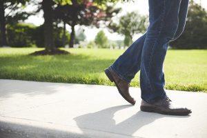 Breite Füße Senioren