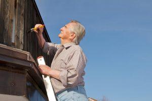 Dach und Höhenarbeiten Senioren