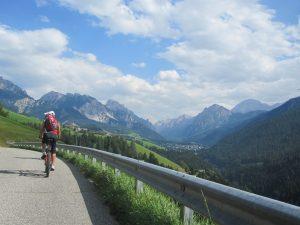 Dolomiten Radtour