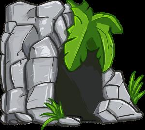 Enkel Höhle bauen