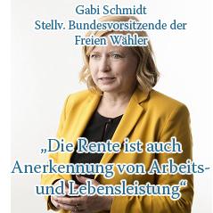Gabi Schmidt Rentenpolitik