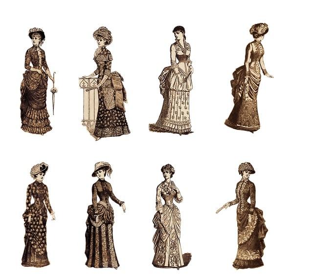 Geschichte der Mode