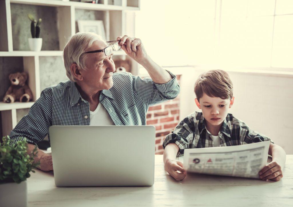 Internet Ratgeber für Senioren