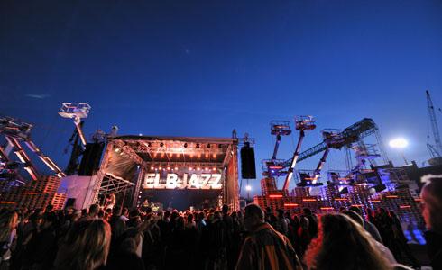 Jazzfestival Elbjazz 2015