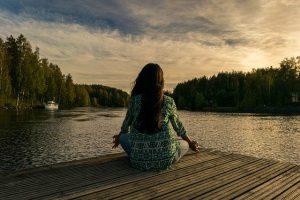 Haut Meditation