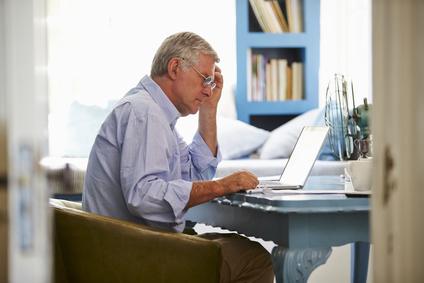 Computer im Alter bedienen