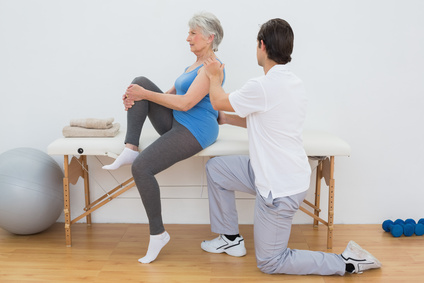 Physiotherapie Schlaganfall