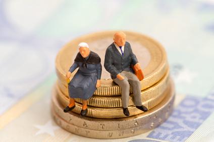Rente für Frauen