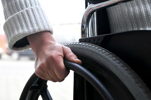 Rollstuhllift gebraucht