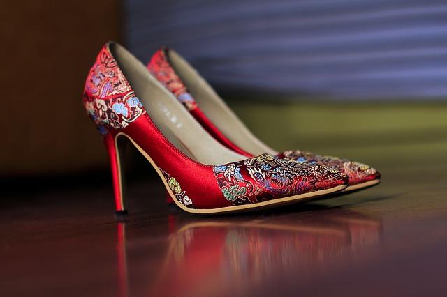 Schuhe Hingucker