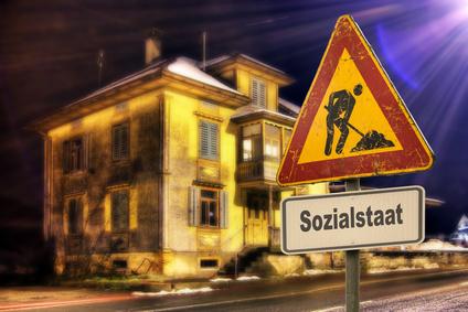 Sozialstaatsabbau