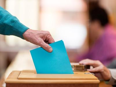 Form der Sozialwahlen