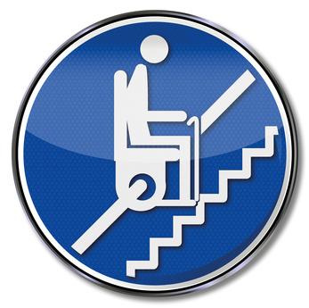 Treppenhilfe Senioren