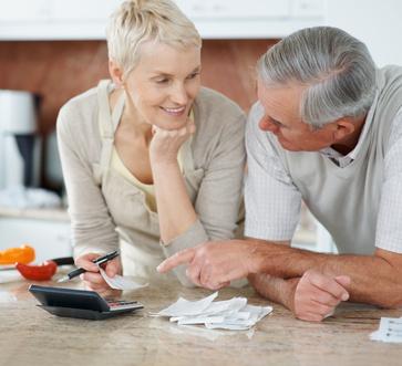 Notwendige Versicherungen für Senioren